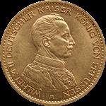Kaiserreich Goldmünzen