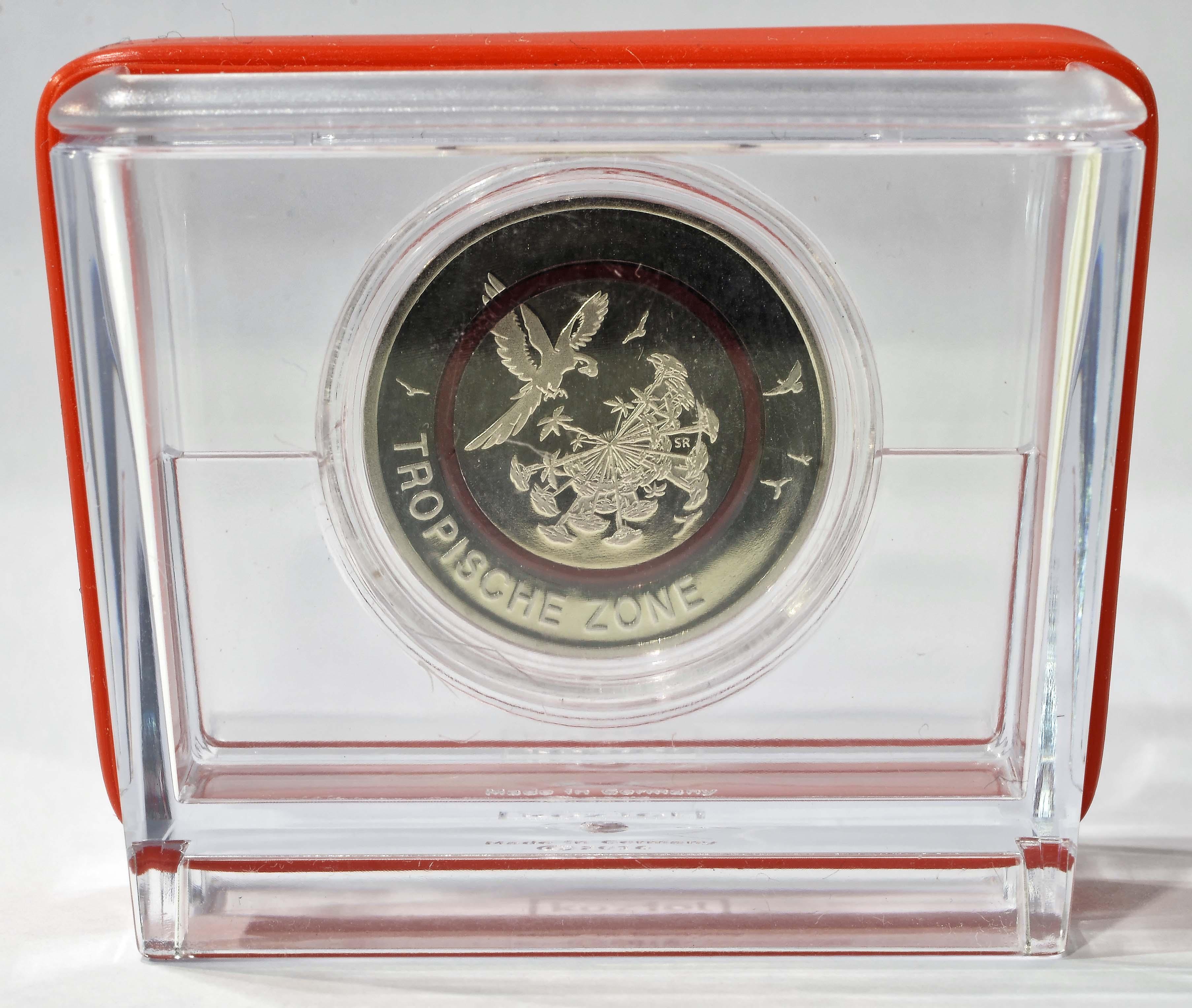 5 Euro Münze 2018 Spiegelglanz Vorbestellen Ausreise Info