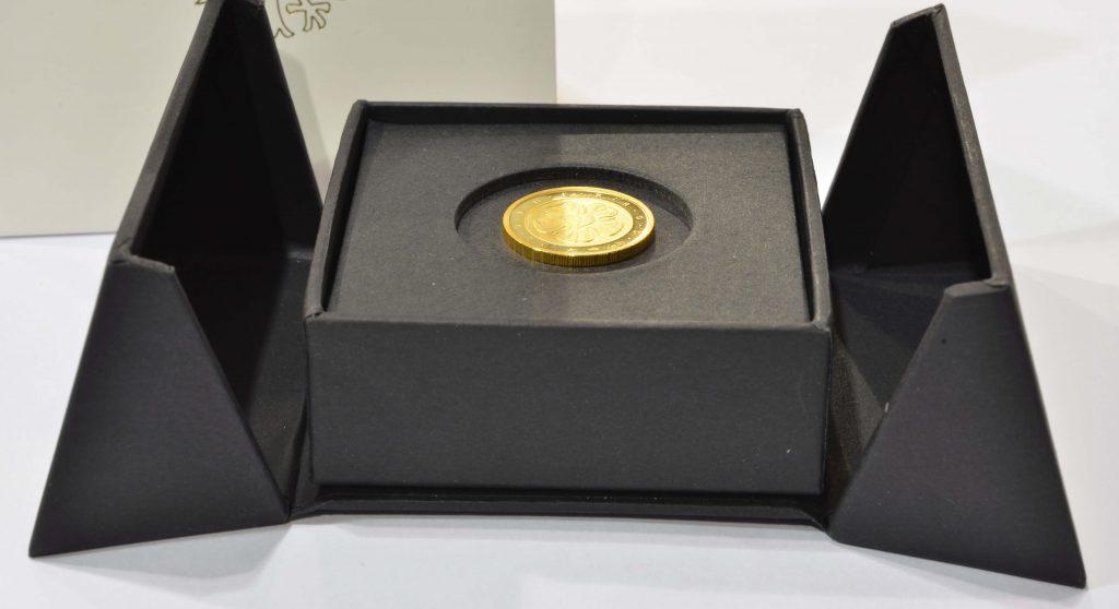 50 Euro Lutherrose 2017 Etui