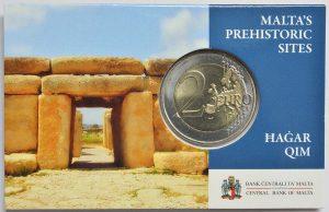 2 Euro Malta 2017 Coincard
