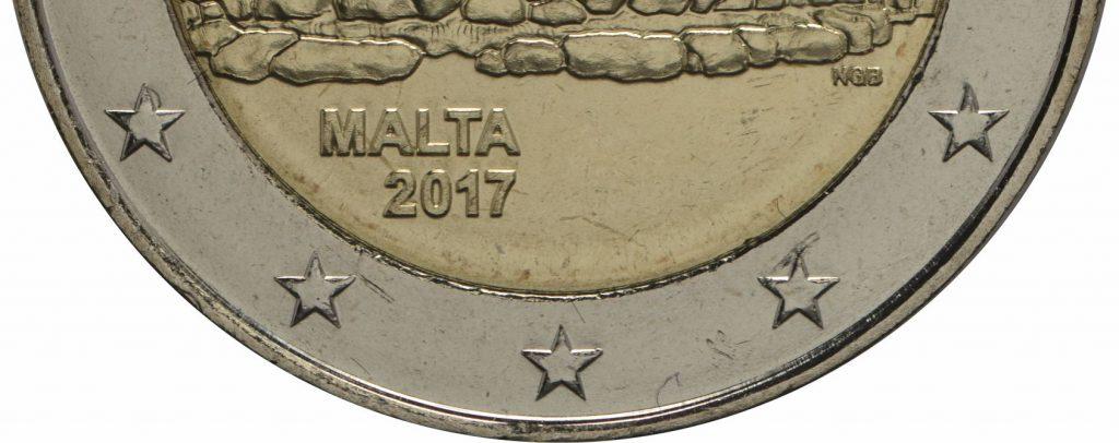 2 Euro Malta 2017