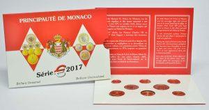 KMS Monaco 2017 BU / Stgl. /bfr.